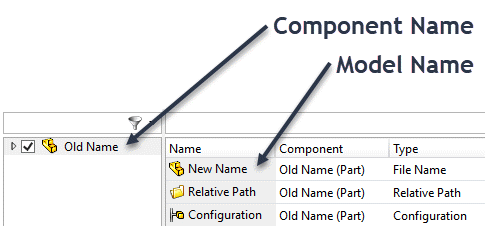 How To: Rename A Master Model (KB18011801) (DriveWorks