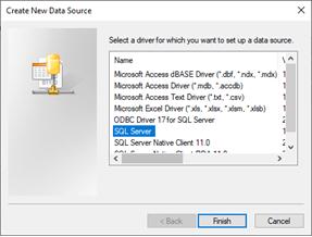 How To: Setup a DSN-SQL Server (KB13103018) (DriveWorks
