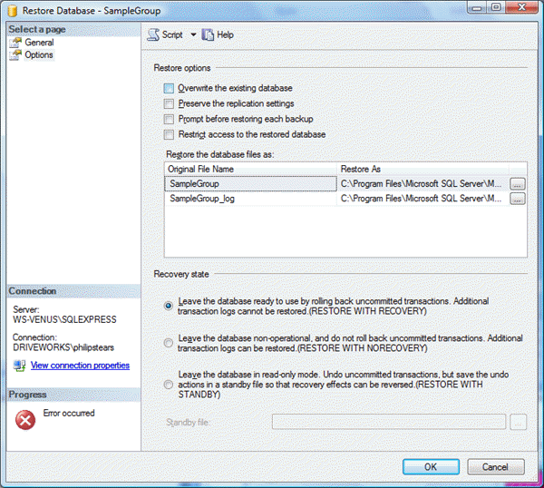 how to install microsoft sql server 2008 management studio express 32 bit